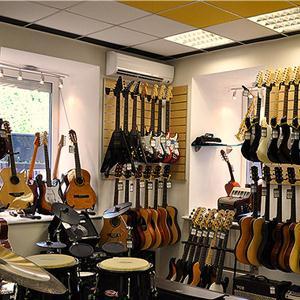 Музыкальные магазины Карсуна