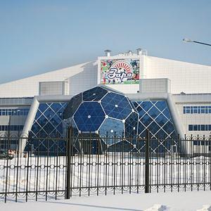 Спортивные комплексы Карсуна