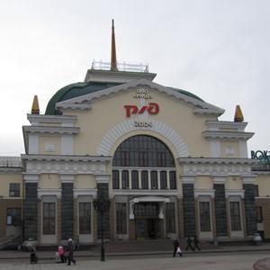 Железнодорожные вокзалы Карсуна